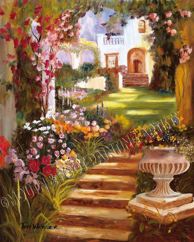 Grecian Cottage & Garden