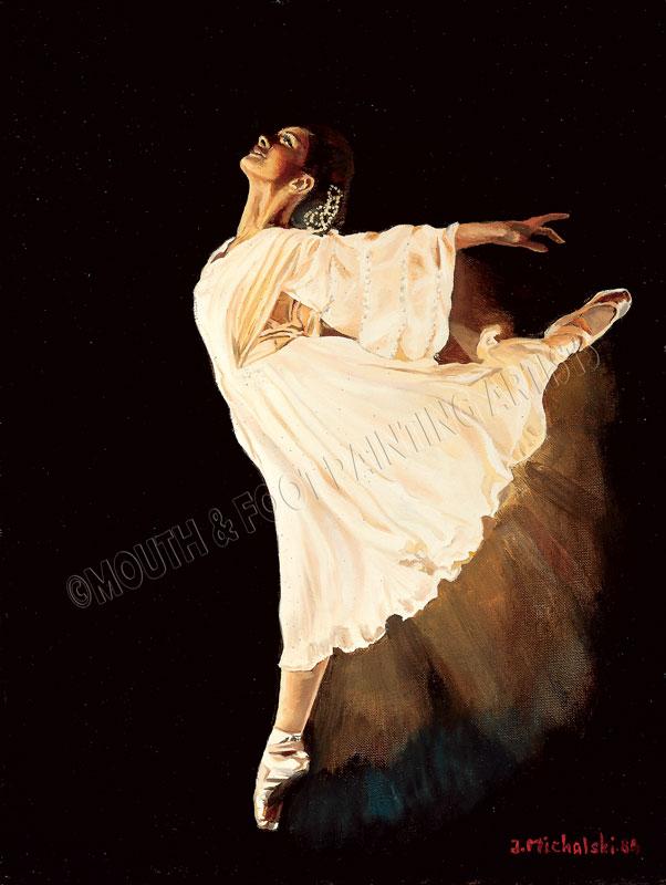 Grace Personified-Ballet