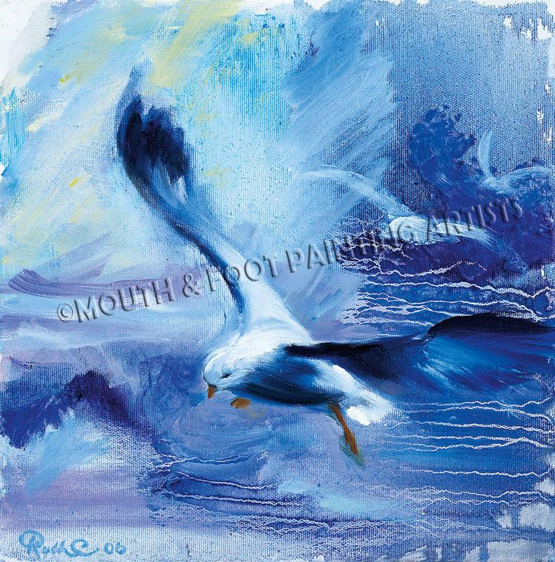 Gentian Gulls