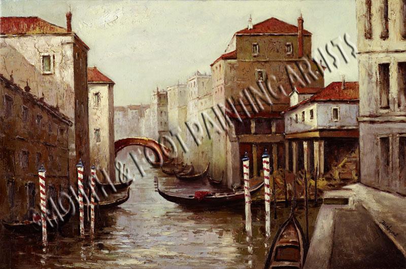 Venetian Waterways