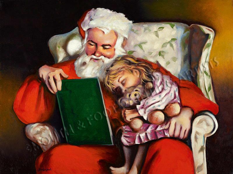 Santa & The Dwarf