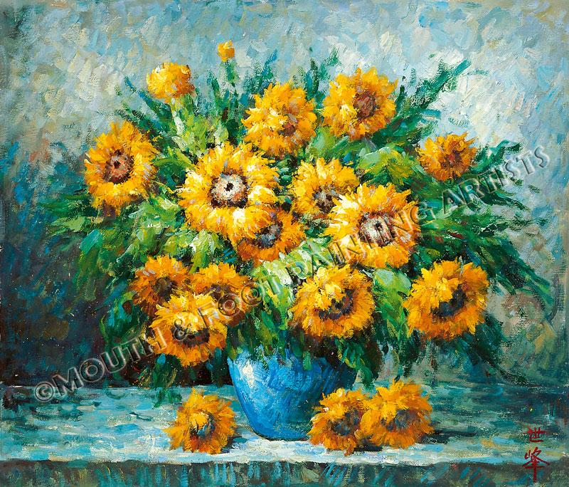 Marigolds Too Many