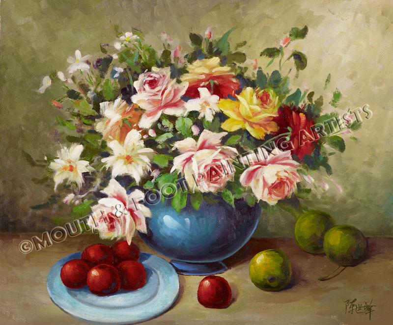 Flowers N Cherries