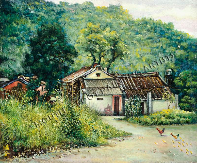 Farmhouse Blues