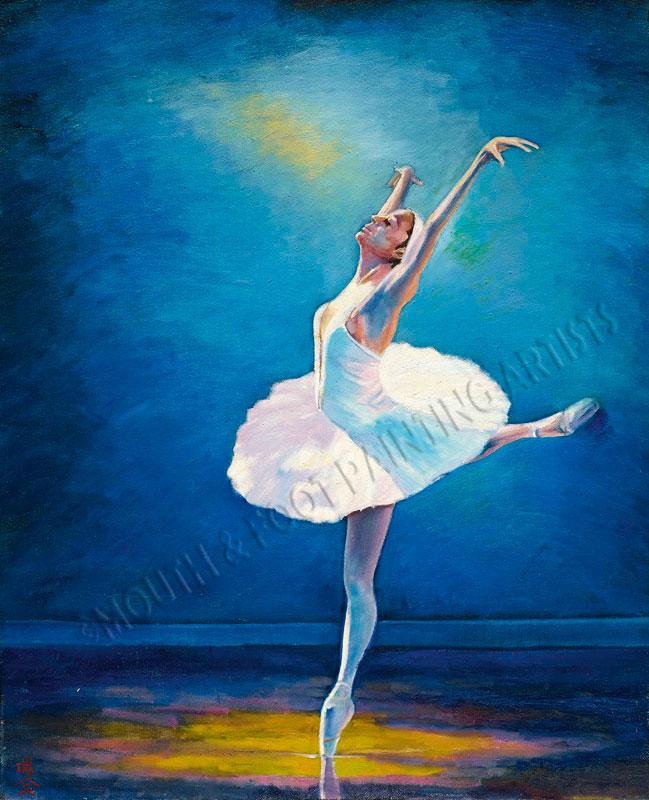 Beauteous Ballerina
