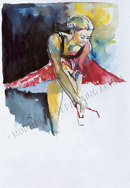 Lithe Ballerina
