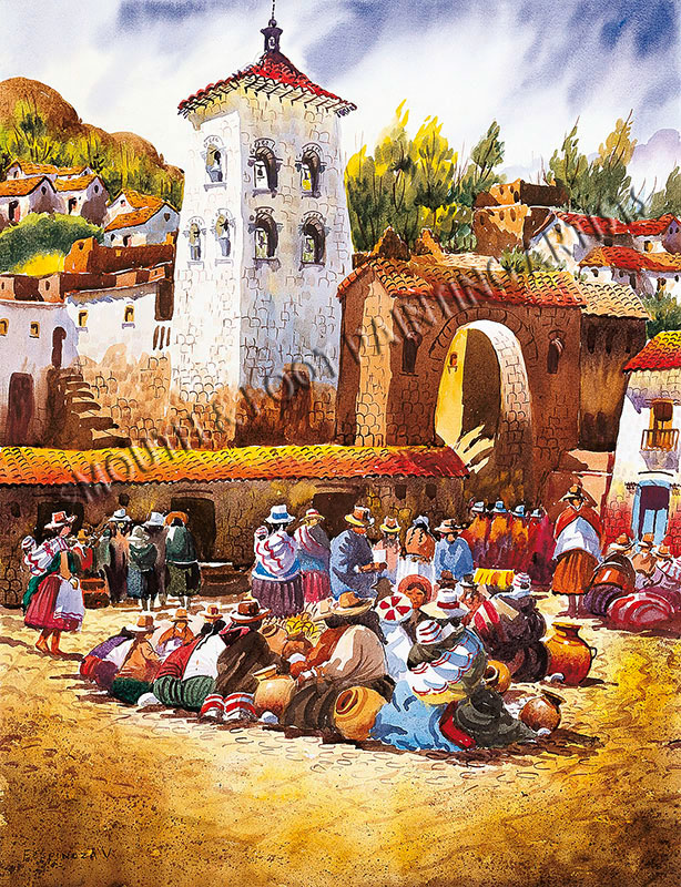European Village Fair