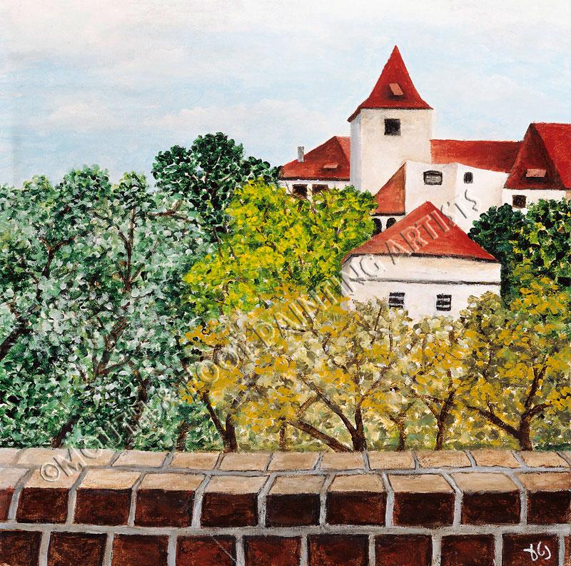 Gated Manor