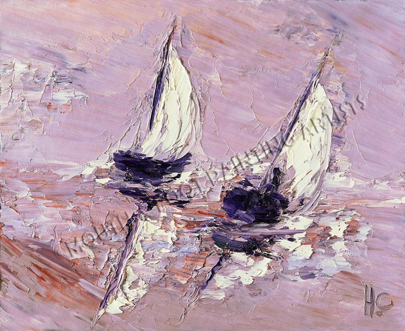 Lavender Sails