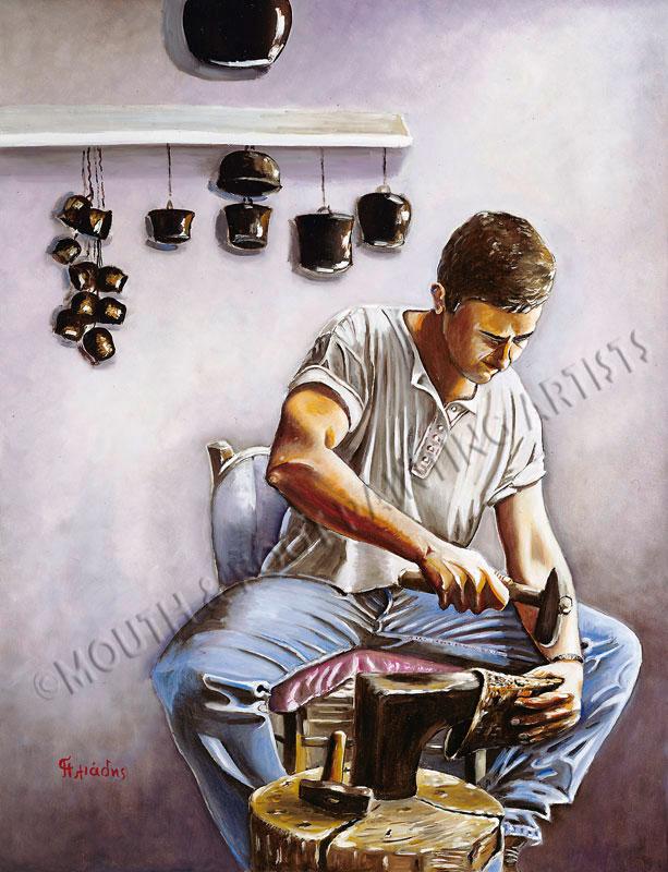 Mason & His Tools