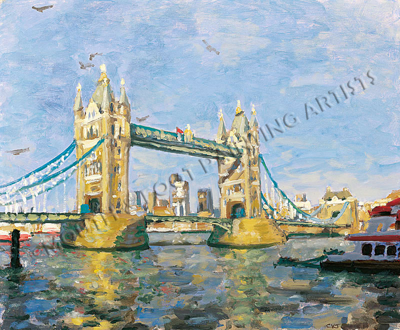 Thames Drawbridge