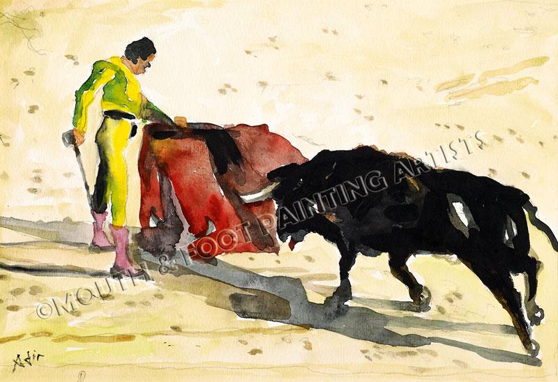 Spains Bullfight