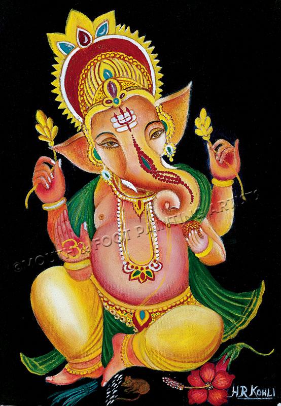 Ganesha The Vignaharta
