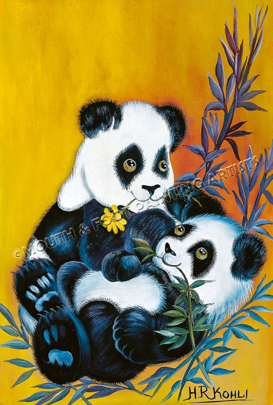 Plump Pandas