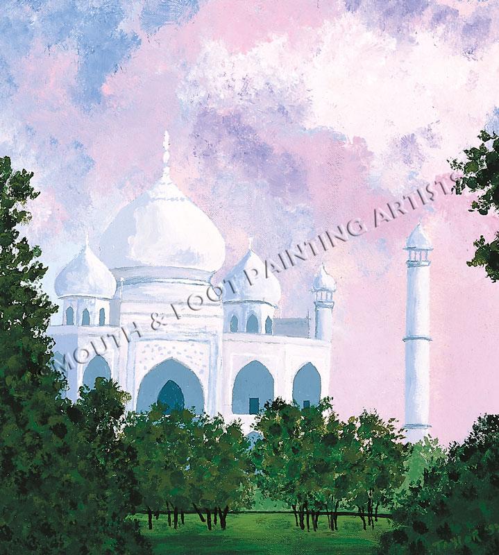 The Taj Splendour