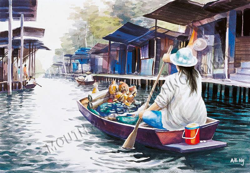 Chinese Water Market