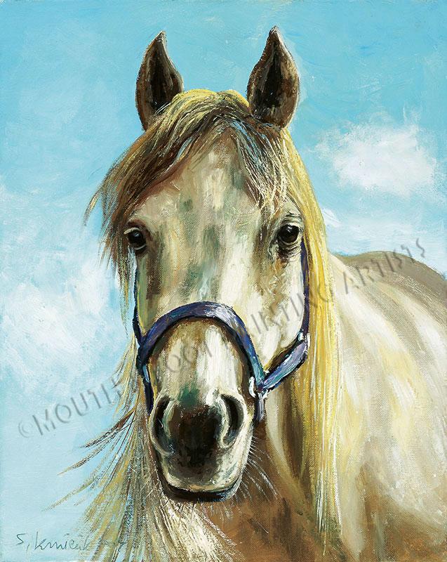 Alabaster Stallion