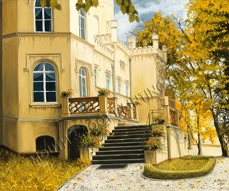 Mansion Majestic