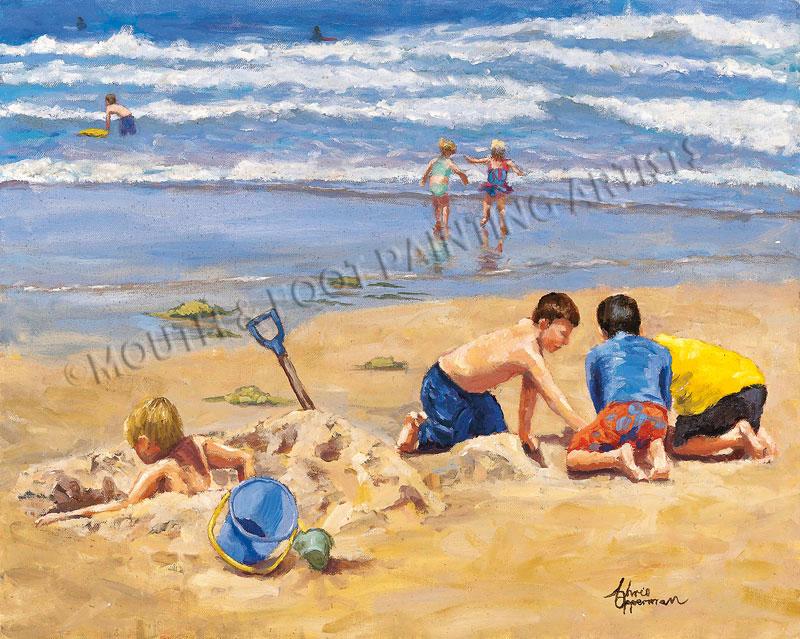 Sun Sand n Sea