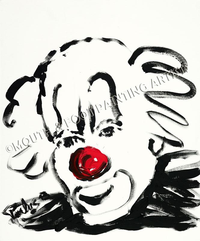Clownish Doodles