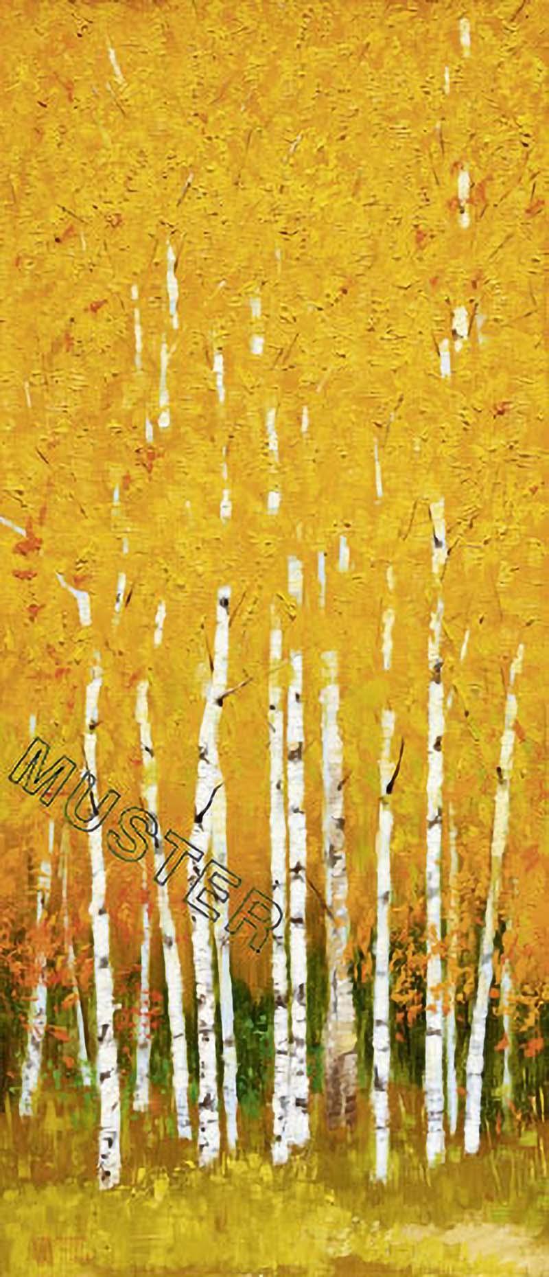 Birches – II