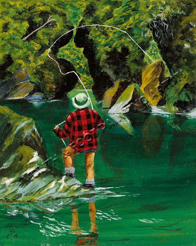 Jaded Fishing
