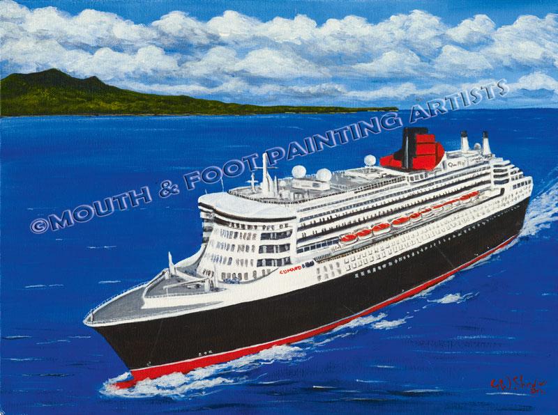 Alaskan Cruise Liner