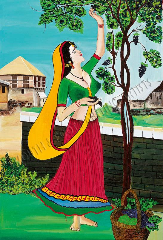 Village Maiden