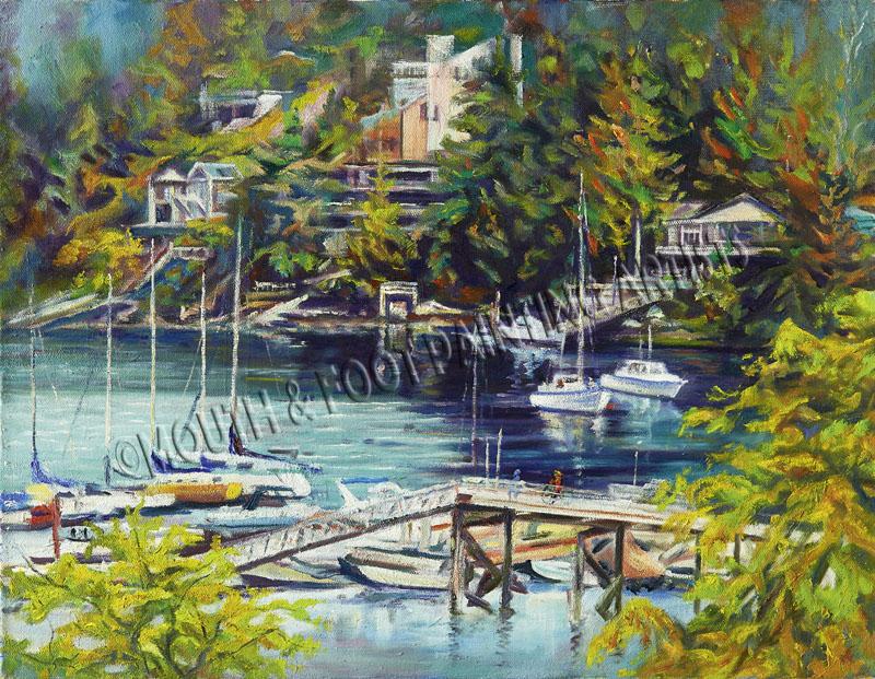 Stanley Bay view