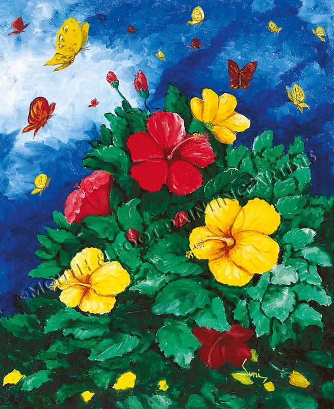 Butterflies & Nectar