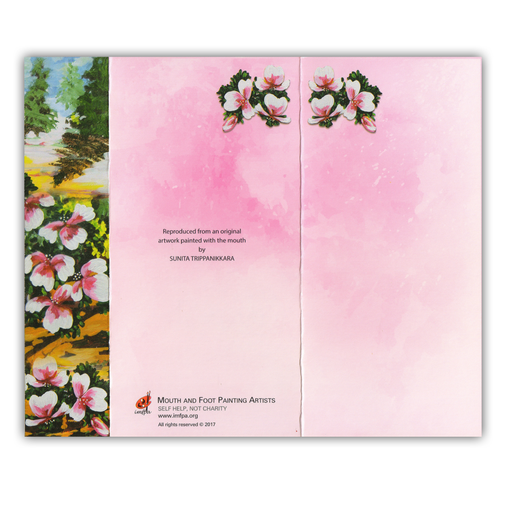 Note card 4 (Set of 5)