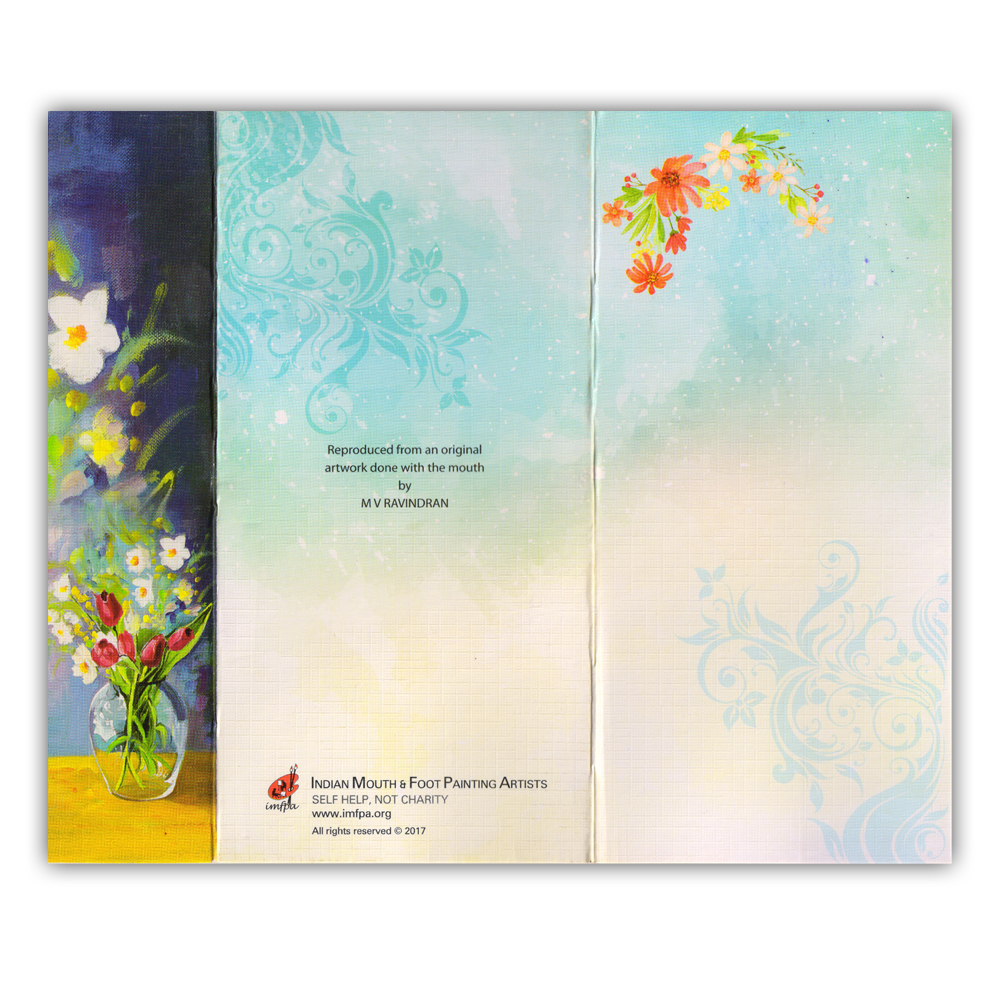 Note card 3 (Set of 5)