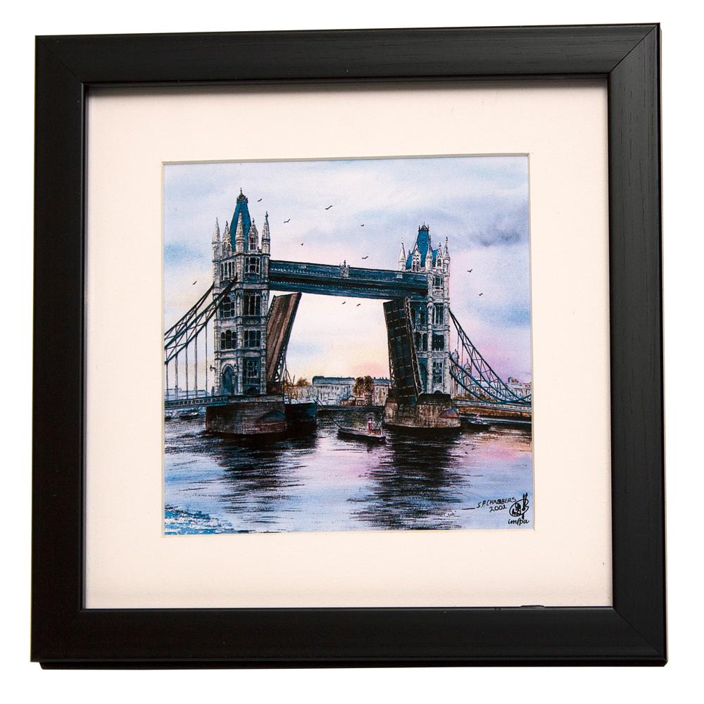 Bridge on River Thames
