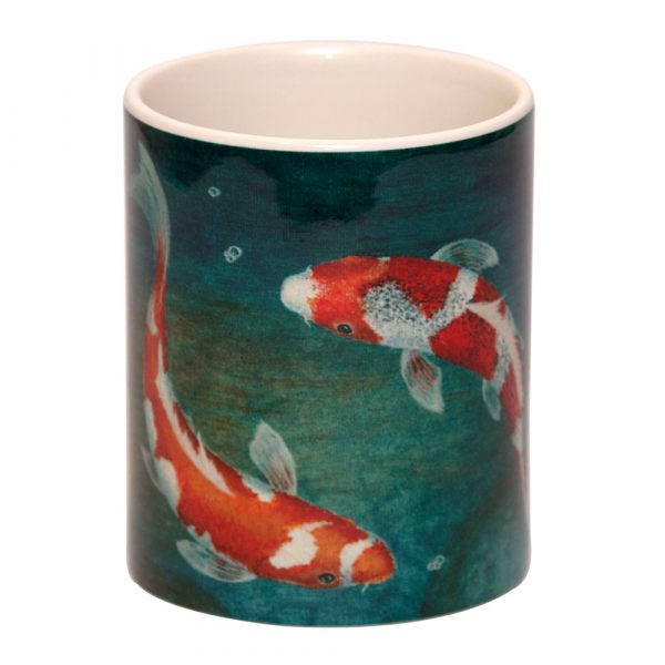 Gift Mugs by MFPA - Embossed Paintings by Mouth and Foot Artists