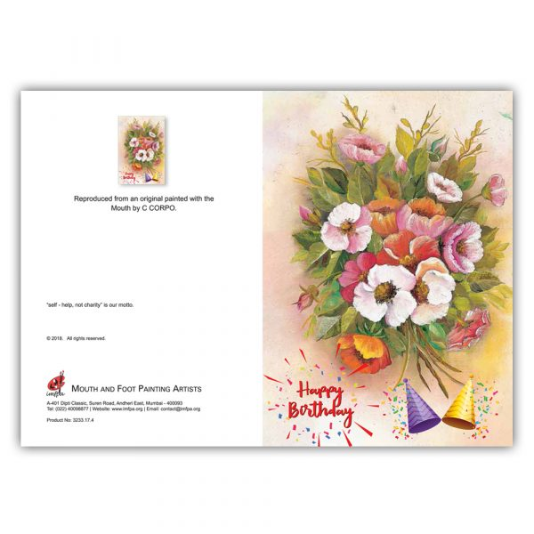Birthday Cards by MFPA - A Meaningful Note