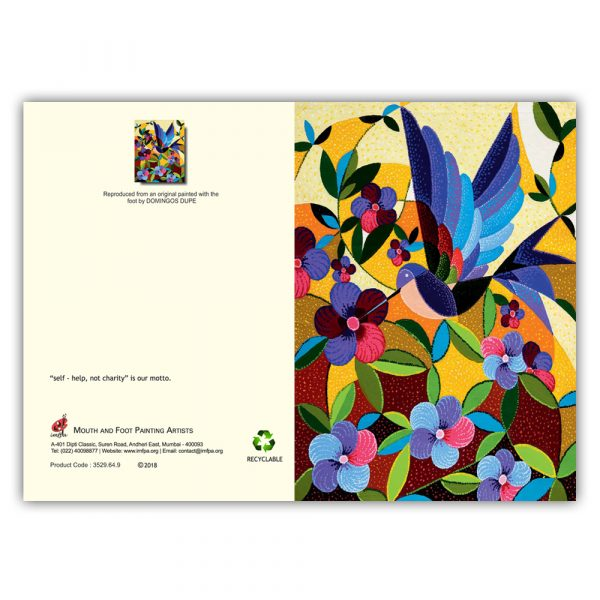 Greeting Cards by MFPA - Features Paintings by MFPA Artists