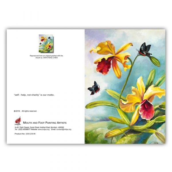 For Your Happy Messages - Greeting Cards by MFPA