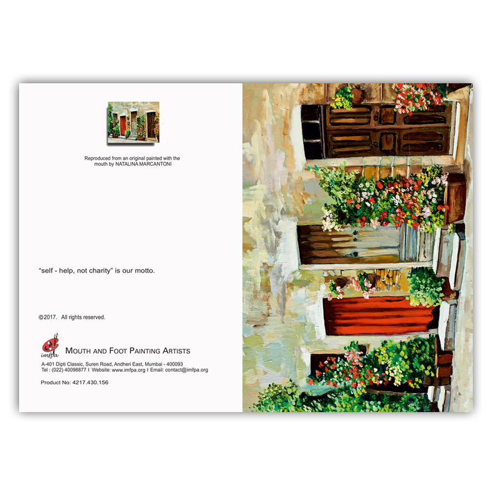 Peaceful Alley (Set of 5)