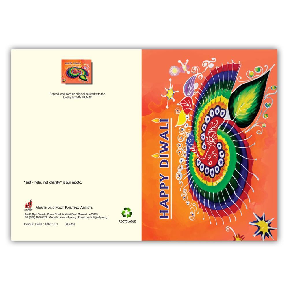 Colours Of Diwali (Set of 5)