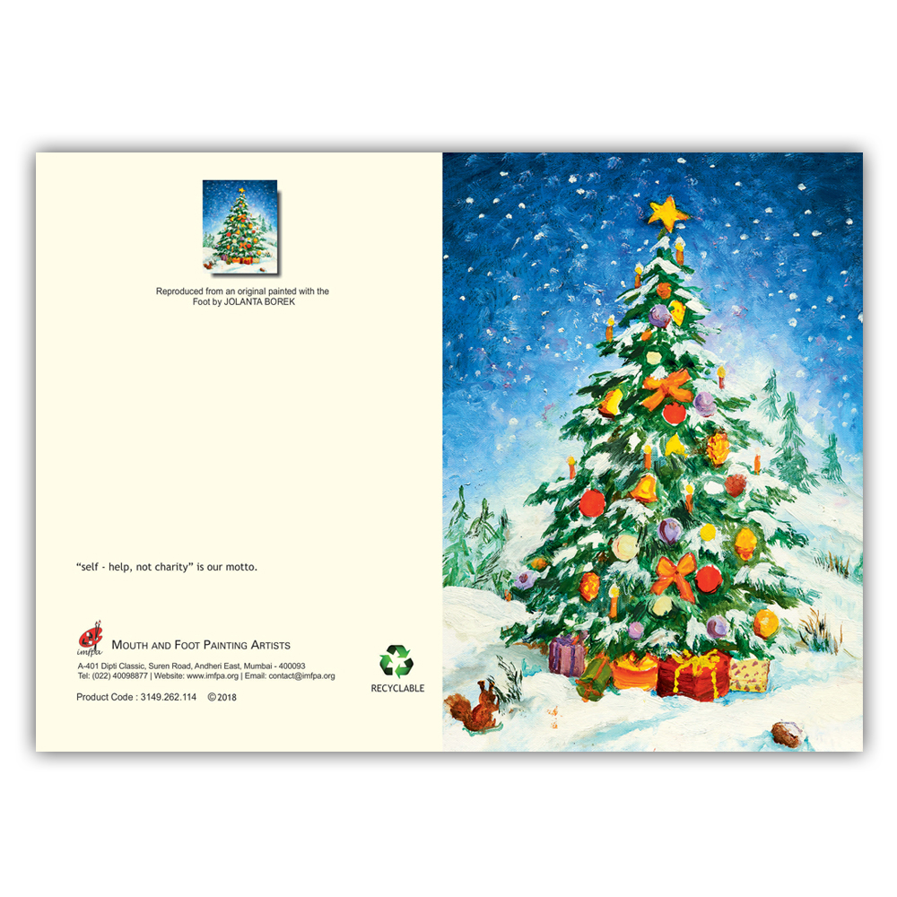 Christmas Cards by MFPA