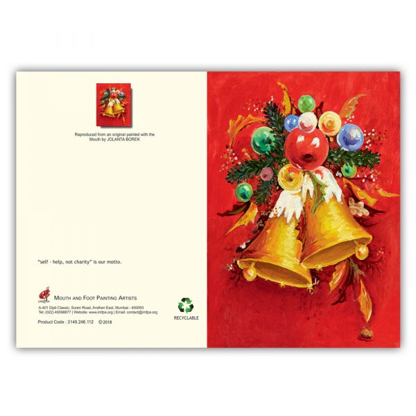 Christmas Greeting Cards by MFPA