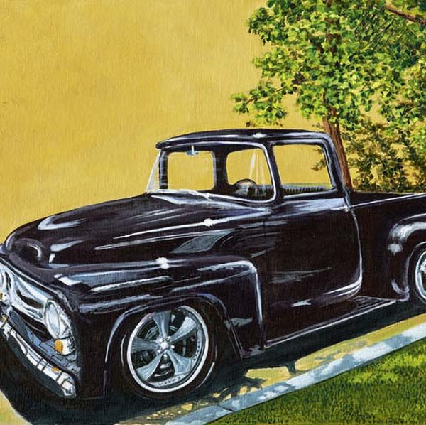Chips '56 Ford