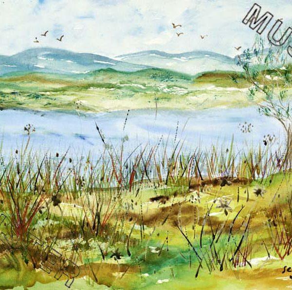 Landscape, river