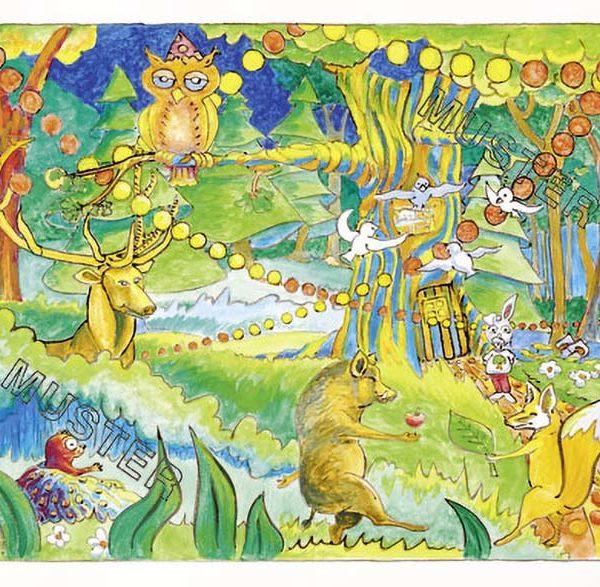 La fête de la forêt