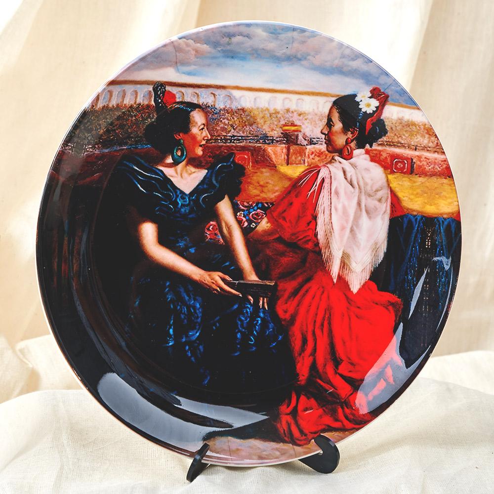 Two Spanish Women